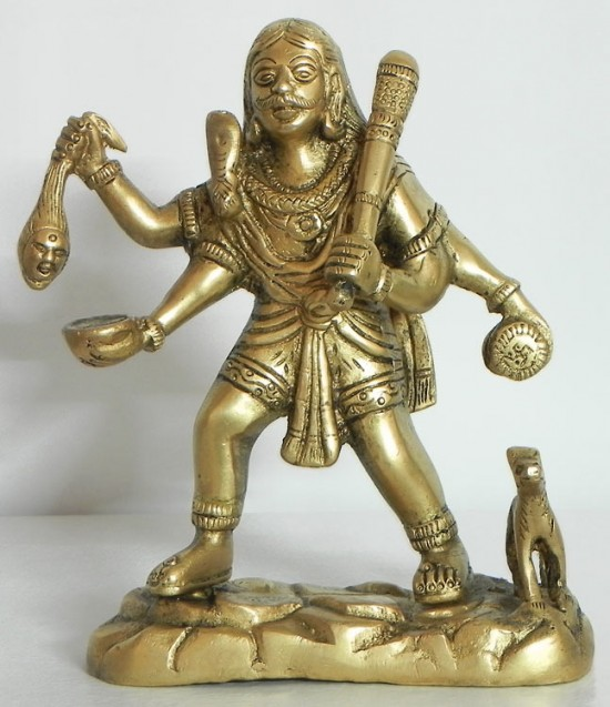 Statue of Lord Bhairav  Ji
