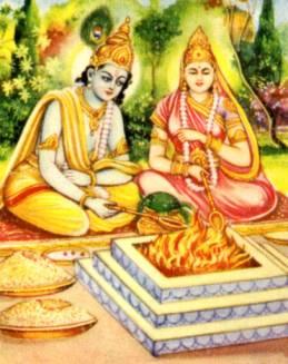 The Yagya of Shri Ram Naam