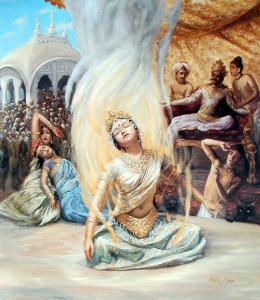 Yagya Is A Lord Of Hindu