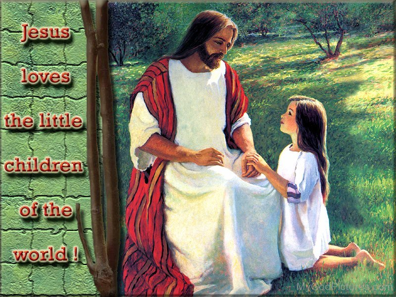 Lord Jesus - God Pictures