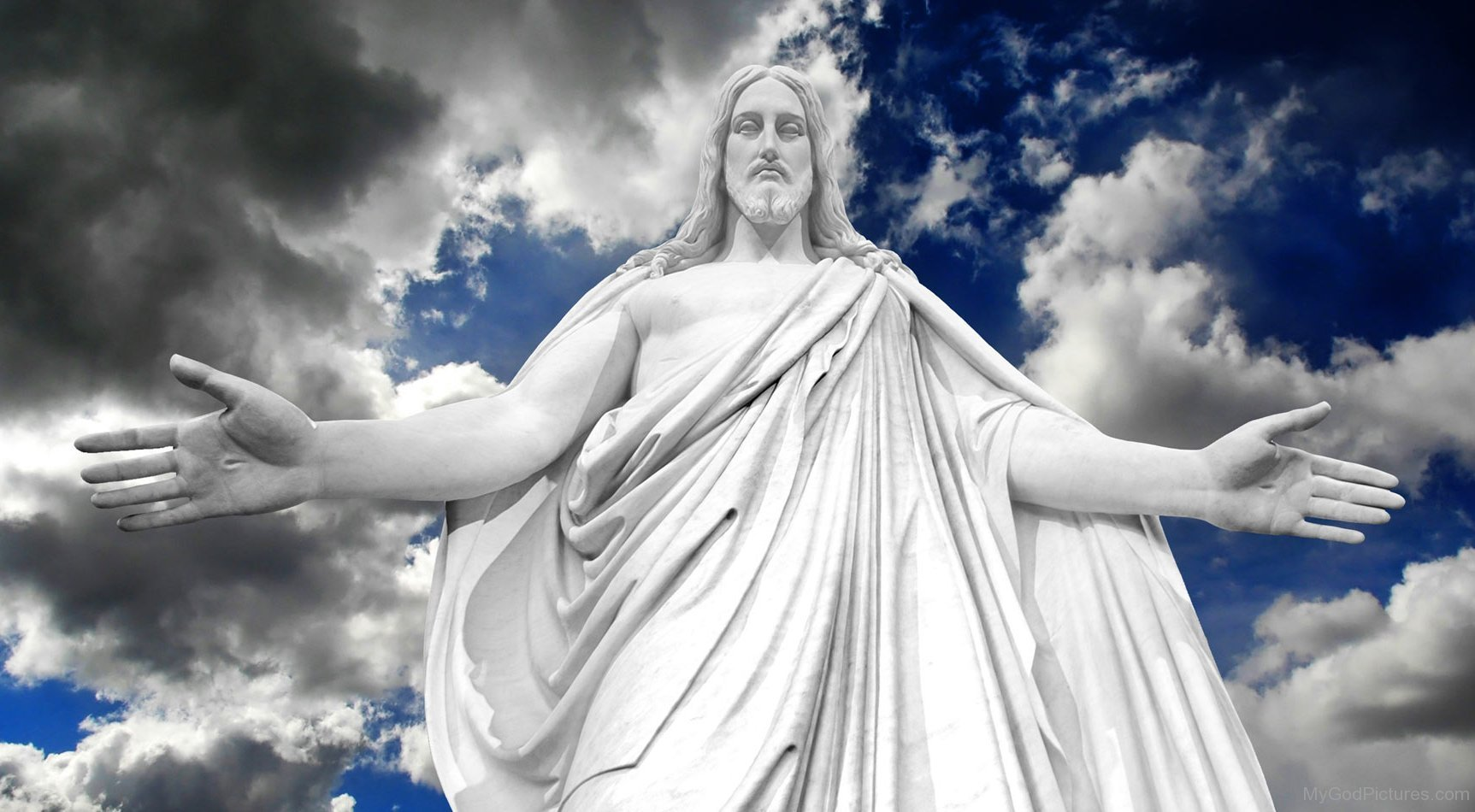Jesus is Lord (Purple) | WordOnCanvas |Lord Jesus Christ God