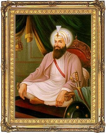 Beautiful Frame Image Of Har Gobing Ji
