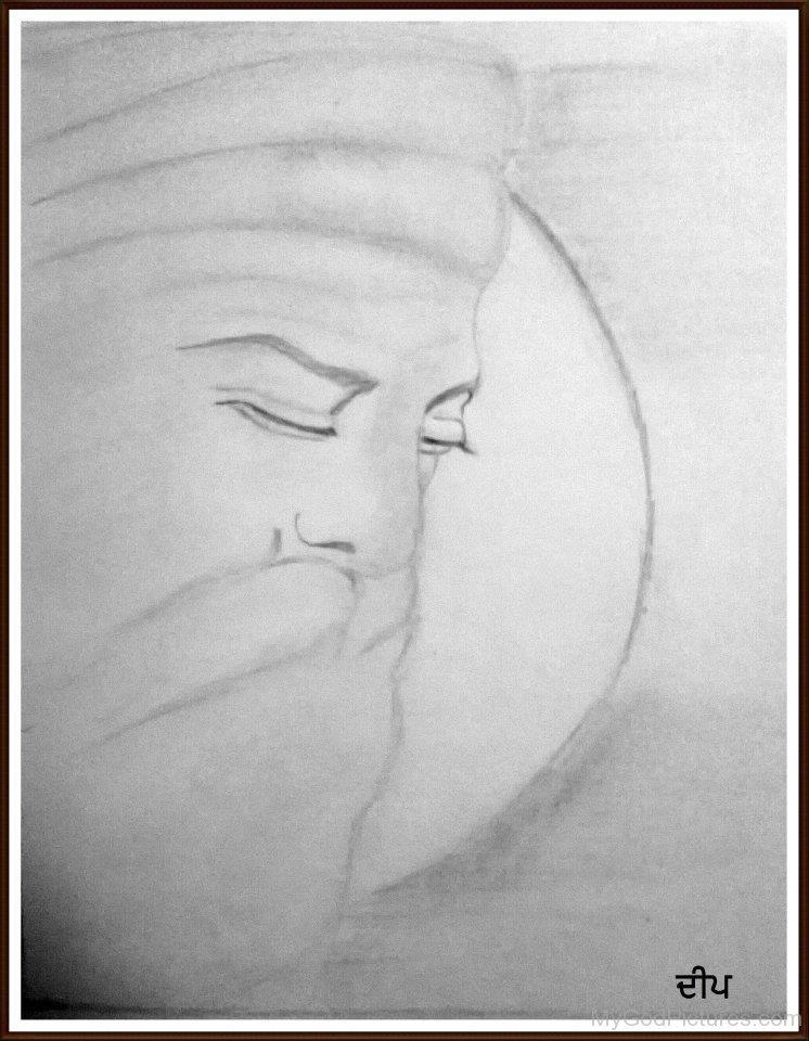 Guru Nanak Dev Ji - God Pictures