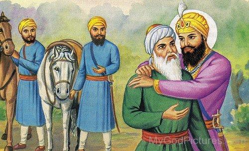 Dhan Shri Guru HarGobind  Singh Ji