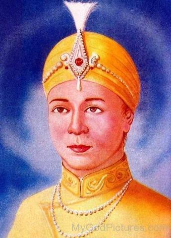 Dhan Sri Guru Krishan Ji