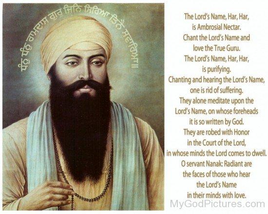 Dhan Sri Guru Ram Das Ji