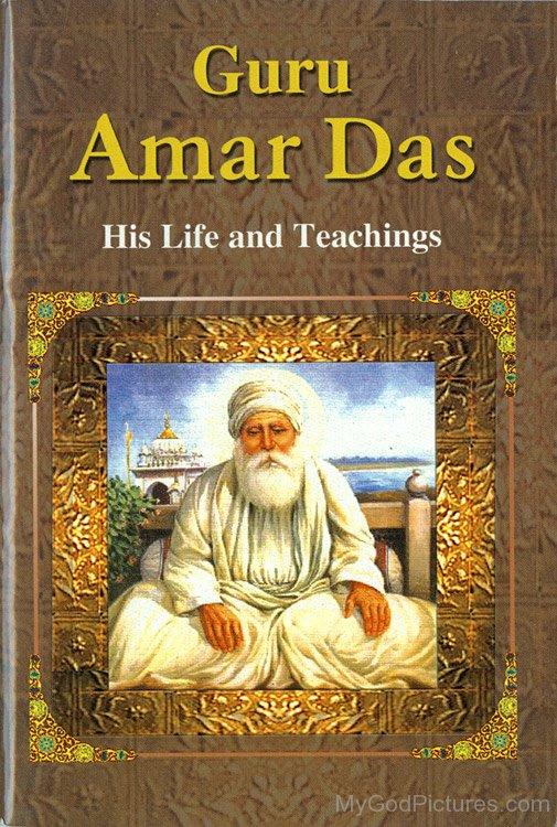 Guru Amar Das Ji God Pictures