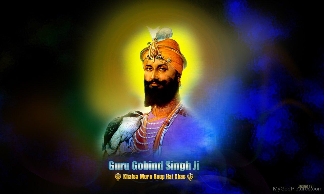 Guru Gobind Singh Ji - God Pictures
