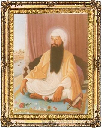 Lovely Pic Of Guru Ram Das Ji