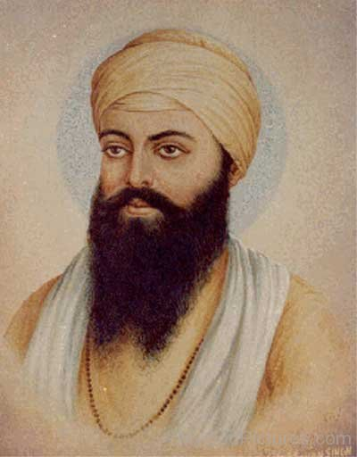 Second Guru Shri Guru Angad Dev Ji