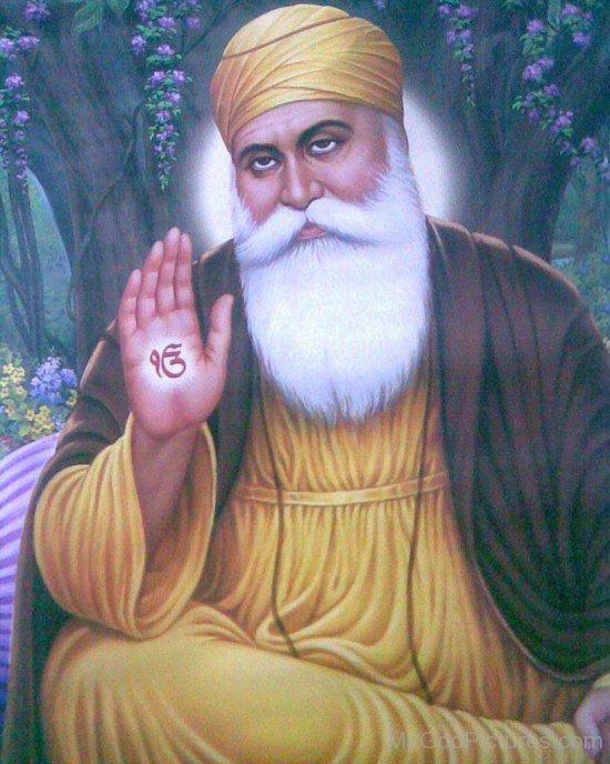 Shree Guru Nanak Dev Ji