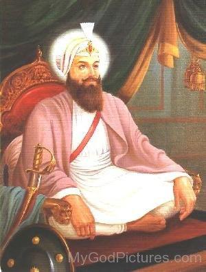 Shri Guru Har Rai Ji