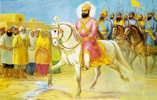 Shri Guru HarGobind Singh Ji