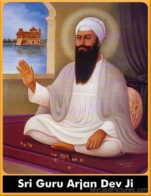 Shri guru Arjan Dev Ji