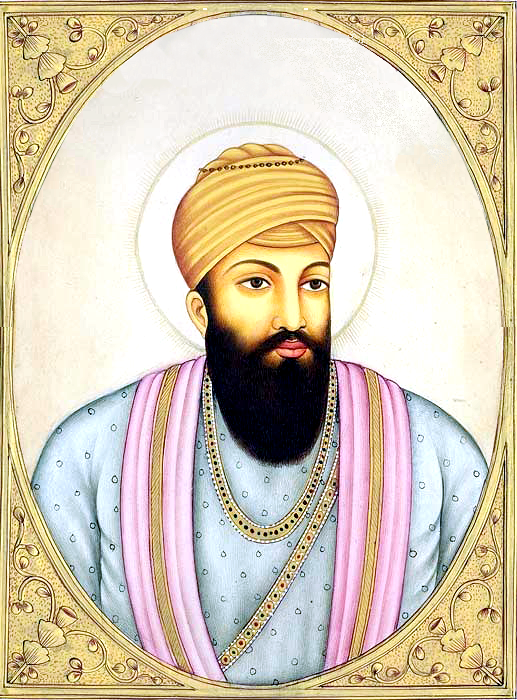 Wallpaper Of Guru Angad Dev Ji