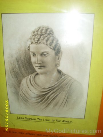 Lord Buddha Ji -The Light Of The World
