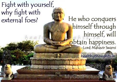 Mahavir Sawami - Faith Wirth Youself