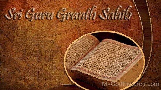 Sri Guru Granth Sahib G