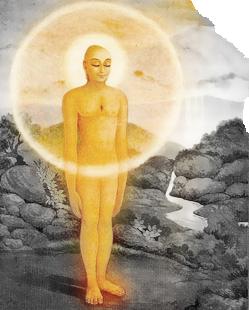Standing Image Of Lord Vardhamana Ji