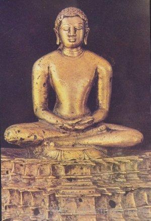 Statue Of Lord  Vardhamana Ji