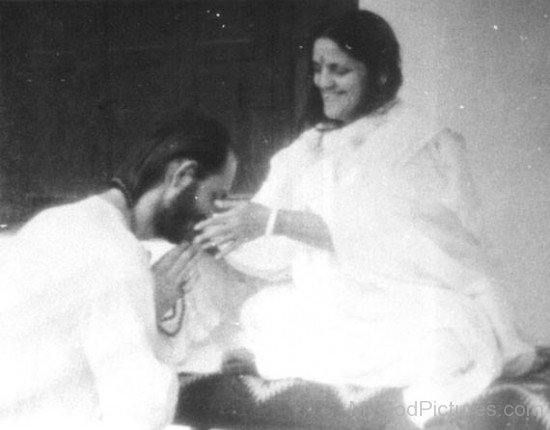 Anandamayi Maa And Swami Kriyananda