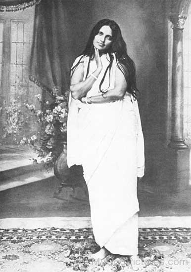 Anandamayi Maa Photo