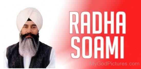 Baba Gurinder Singh Ji Radha Soami