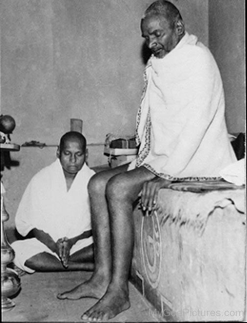 Bhagawan Nityananda And Muktanand