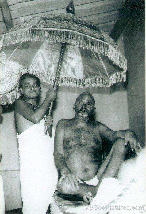 Bhagawan Nityananda Picture