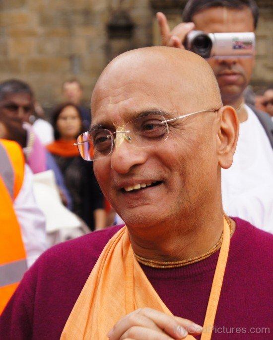 Bhakti Charu Swami At Santiago