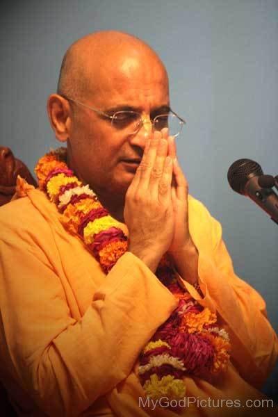 Bhakti Charu Swami Image