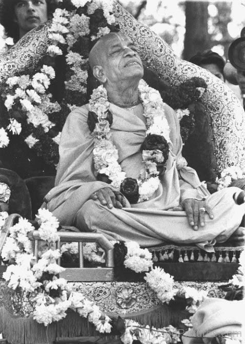 Divine Abhay Charanaravinda Bhaktivedanta Swami Prabhupada