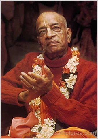 Image Of Abhay Charanaravinda Bhaktivedanta Swami Prabhupada