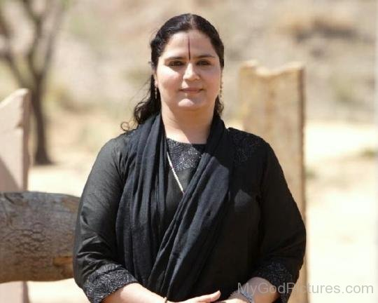 Image Of Anandmurti Gurumaa
