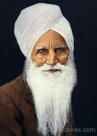 Image Of Baba Sawan Singh Ji