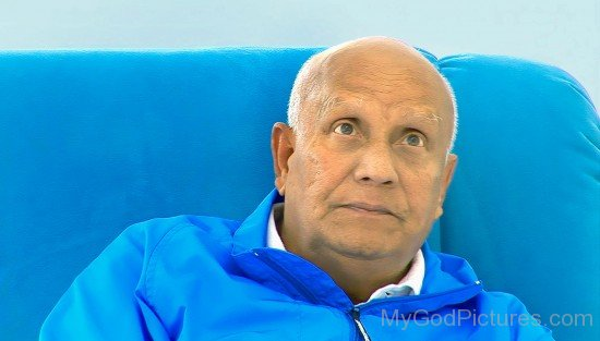 Image Of Sri Chinmoy