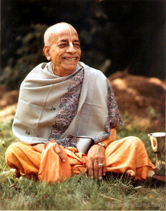 Image Of Swami Prabhupada