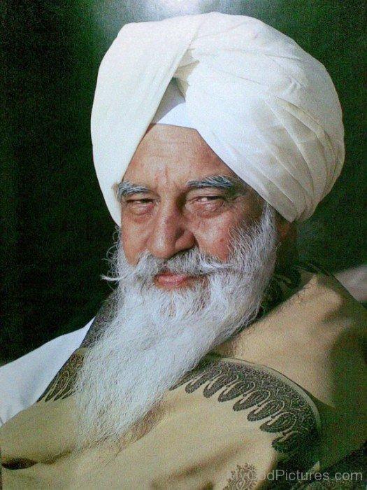 Maharaj Charan Singh Ji Smiling