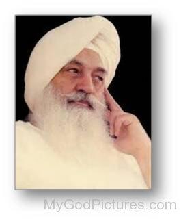 Maharaj Charan Singh Ji Thinking