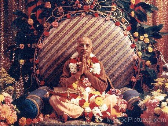 Photo Of Abhay Charanaravinda Bhaktivedanta Swami Prabhupada