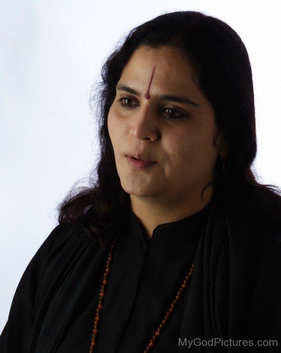 Photo Of Anandmurti Gurumaa