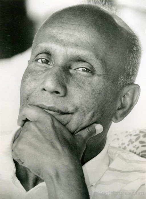 Photo Of Sri Chinmoy