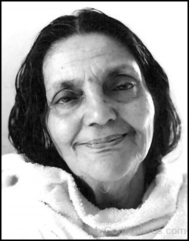 Picture Of Anandamayi Maa
