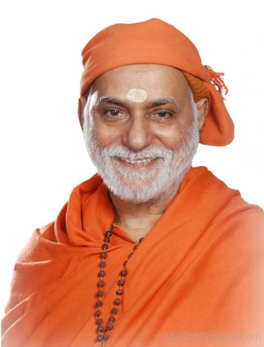 Picture Of Swami Bhoomananda Tirtha