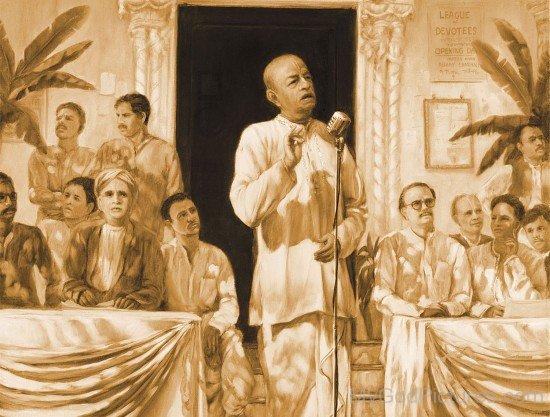 Prabhupada Speaks