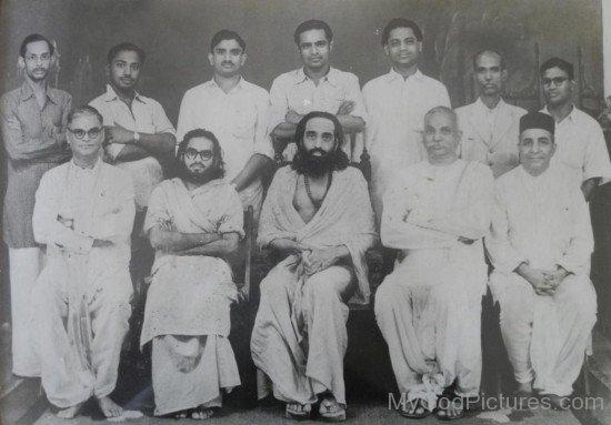 Chinmayananda Saraswati J