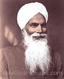 Sardar Bahadur Jagat Singh Ji