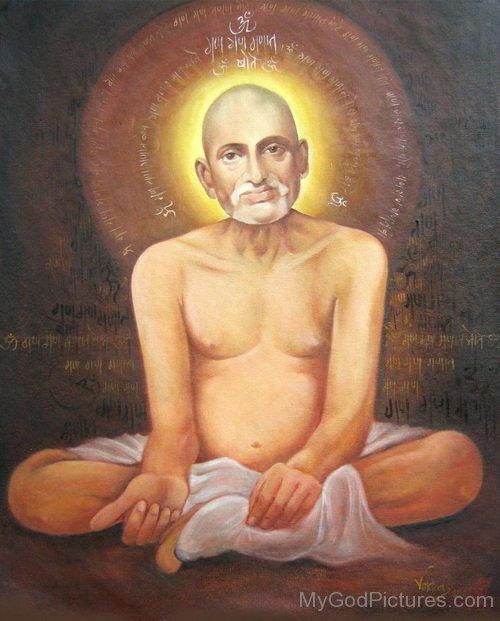 Shri Gajanan Maharaj - God Pictures