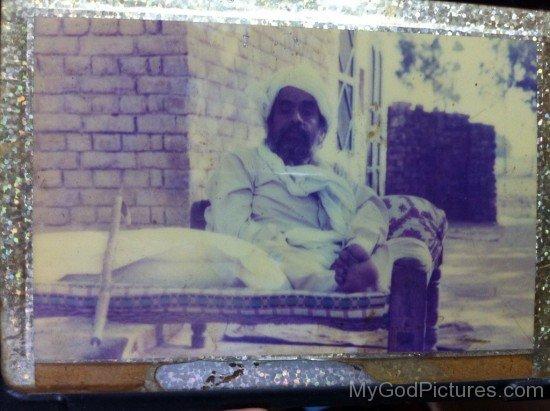 Sitting Image Of Baba Ajit Singh  G