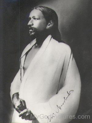 Sri Aurobindo Picture